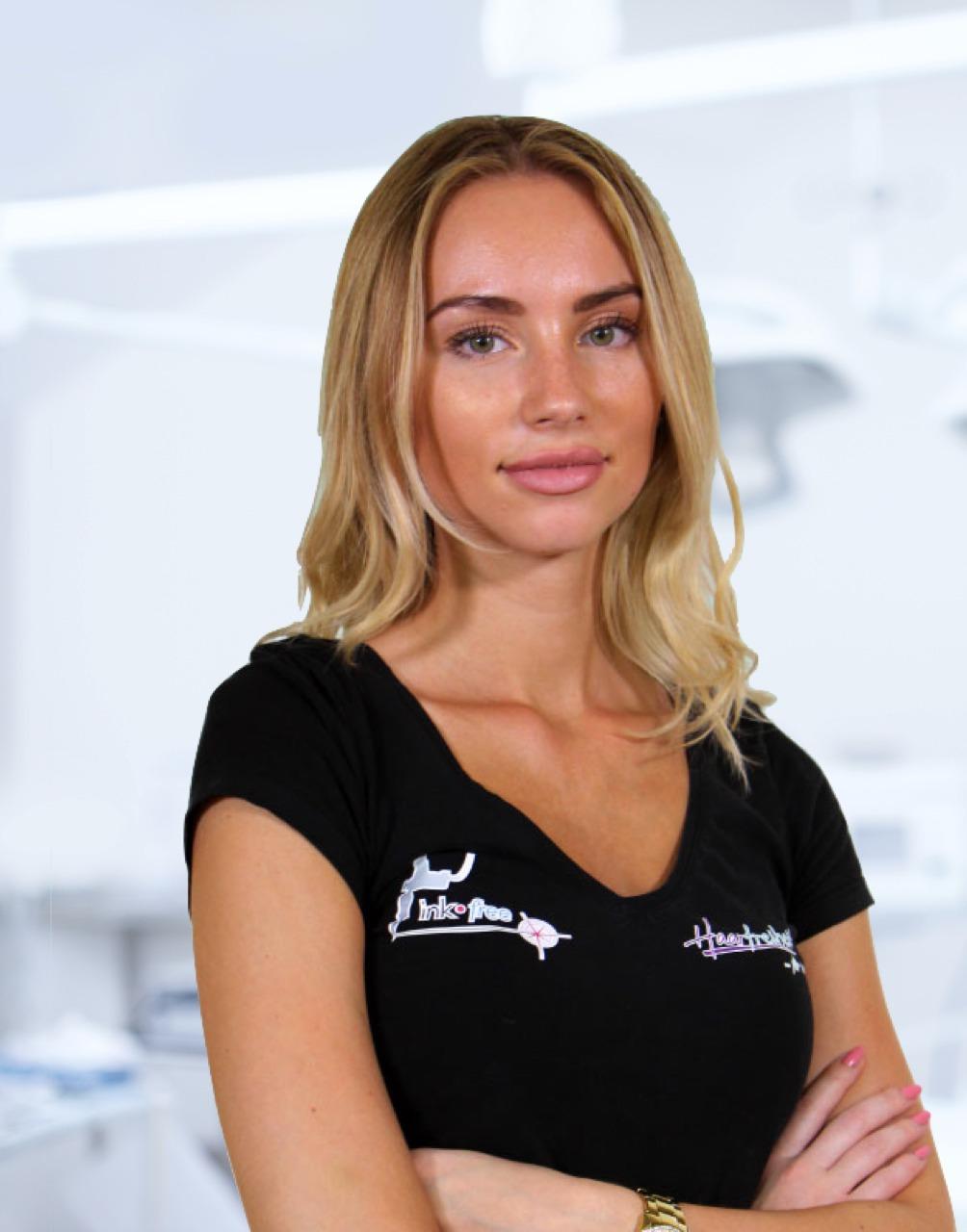 Medizinische Fachangestellte für Laserentfernung