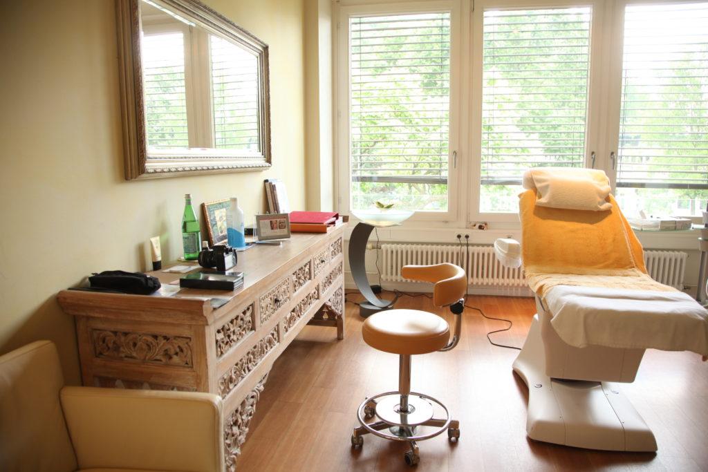 Institut Heidelberg Behandlungszimmer
